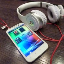 HTC mit Beats Audio