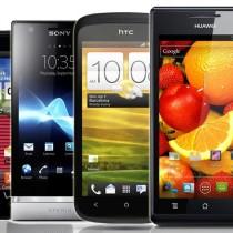 Bis 2017 soll der Anteil an Mittelklasse Smartphones auf 50 Prozent ansteigen