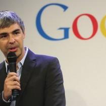Hat Larry Page indirekt Hinweise zum neuen Google X Phone von Motorola gegeben