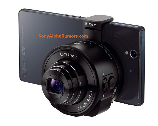 Sony Kamera Aufsatz