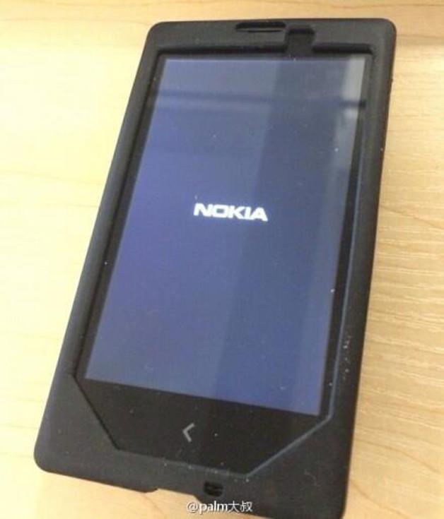 Leak: Prototyp des Nokia Normandy aufgetaucht