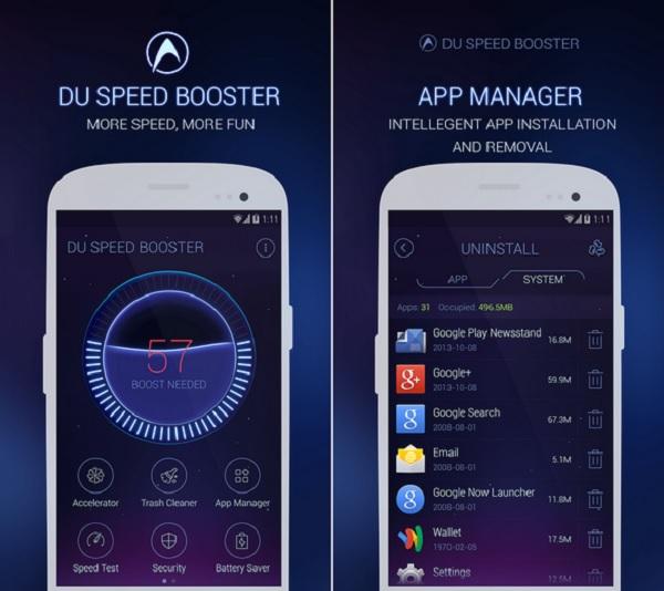 Androidkanal De Android Phone Zu Langsam Hol Dir Den Du Speed Booster
