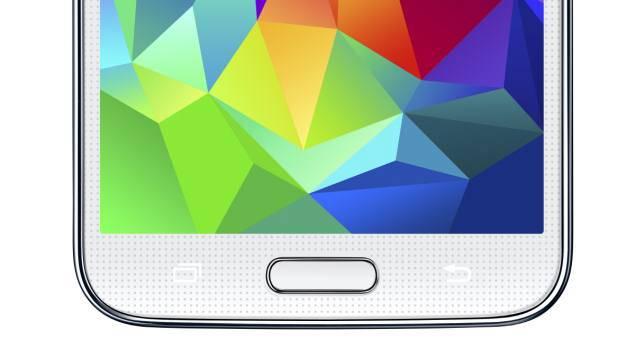Samsung Galaxy S5 Fingerabdruckscanner