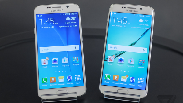 Samsung Galaxy S6 Edge 4