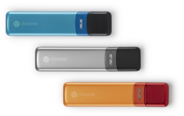 Chromebit HDMI Stick