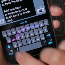 SwiftKey Samsung Galaxy Phone