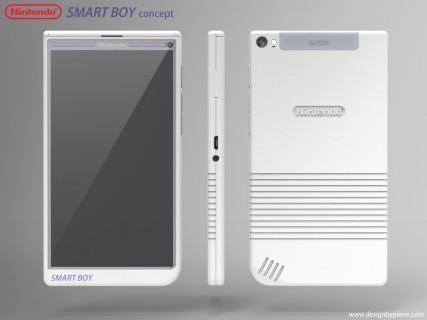 SmartBoy design
