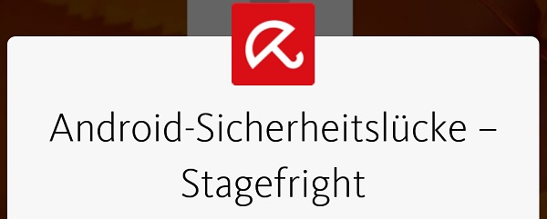 Android Stagefright Avira
