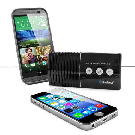 Olixar Clip and Talk Bluetooth Freisprecheinrichtung 3
