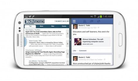 Samsung Multi Window Android Split Screen