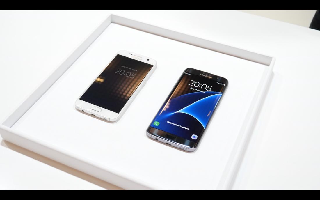 Samsung Galaxy S7 und Galaxy S7 edge