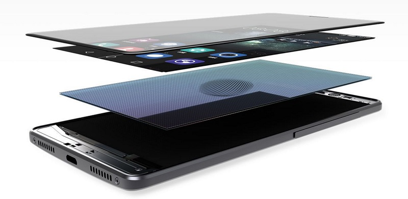 Huawei Mate S mit Force Touch Display