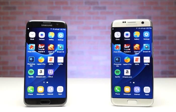 Samsung Galaxy S7 Exynos 8890 versus Snapdragon 820 Prozessor