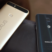 Nexus 6P versus Galaxy S7 edge Stock Android
