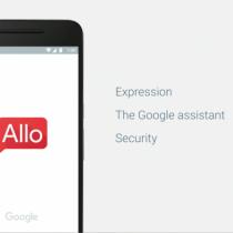 Google Allo Messenger Chat App