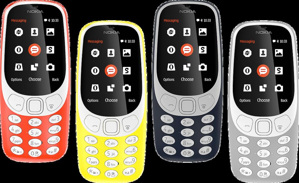 Neuauflage des Klassikers Nokia 3310